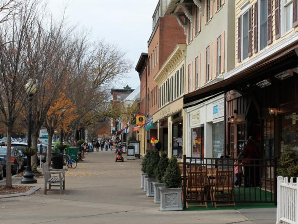 Princeton - Downtown