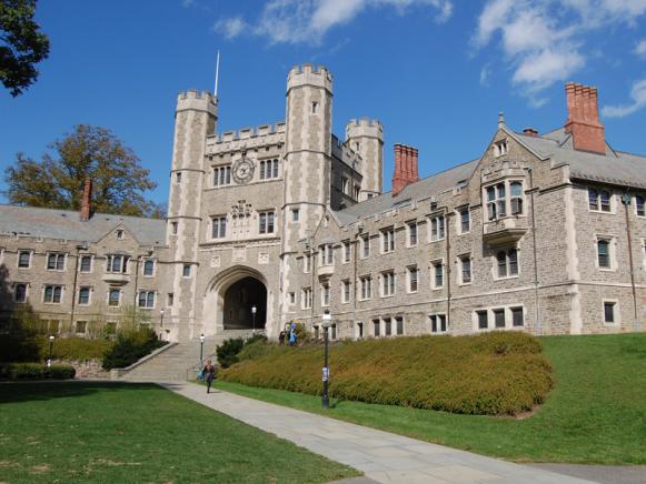 Princeton - Firestone Library